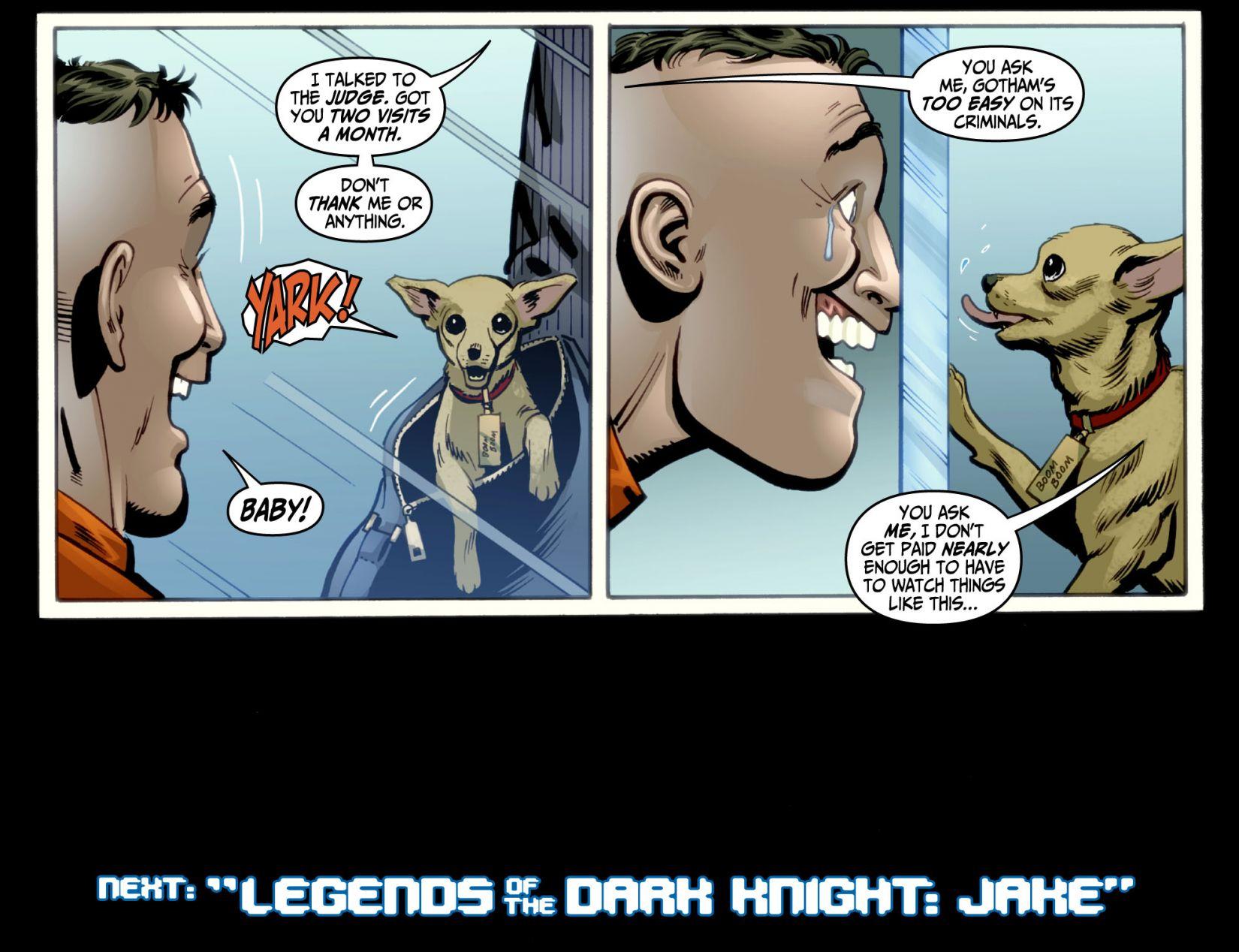 Batman Beyond (2012) Issue #6 #6 - English 21