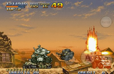 Free Download Metal Slug PC Game Collections