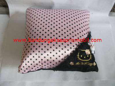 Bantal Peluk Hello Kitty Pink Import