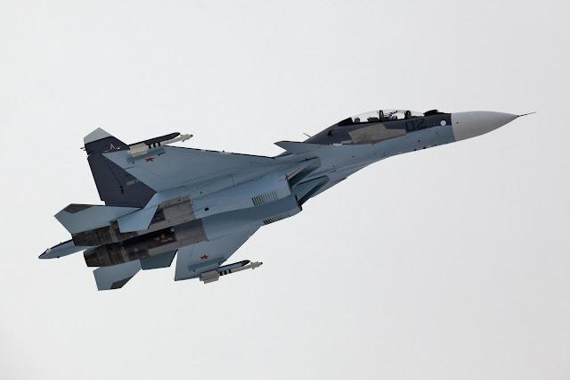 Su-30SM Flanker-C