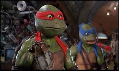 Live action ninja turtle movie
