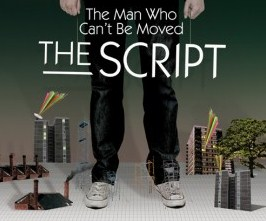 The Man Who Can't Be Moved - The Script