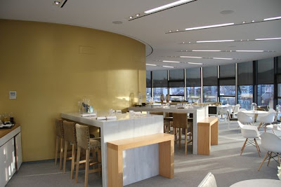 Interior del restaurante Koldo Miranda. Blog Esteban Capdevila