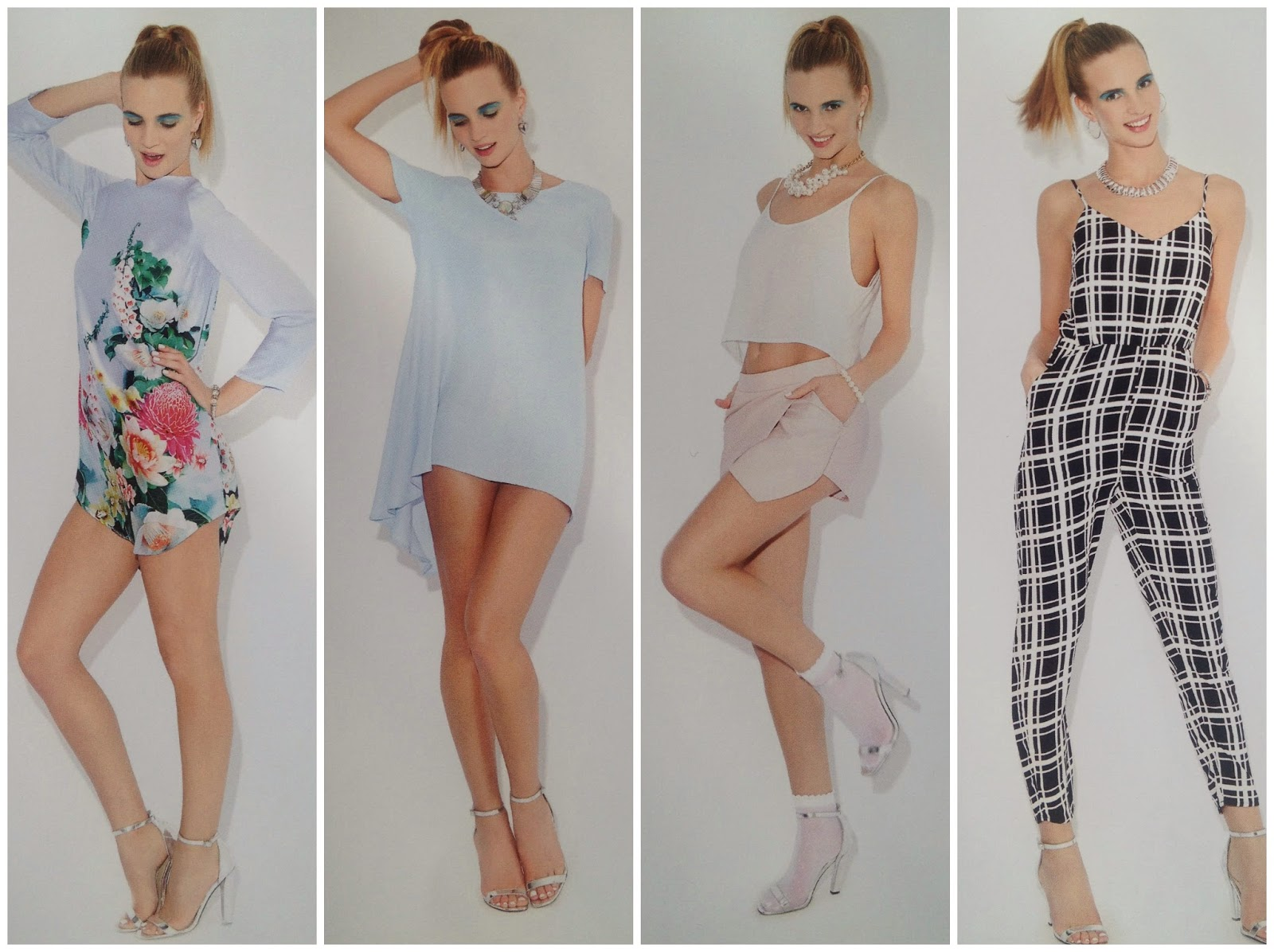 Lrsmth-Fashion Glamorous S/S Lookbook