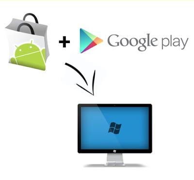 Cara Download Aplikasi/File Apk android dari Play Store Melalui PC