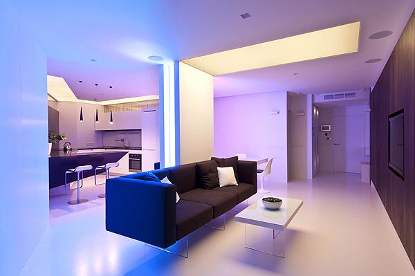 Gambar desain interior apartemen minimalis - Gambar interior design ...