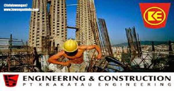 Lowongan Kerja PT Krakatau Engineering (lowonganindo.com)