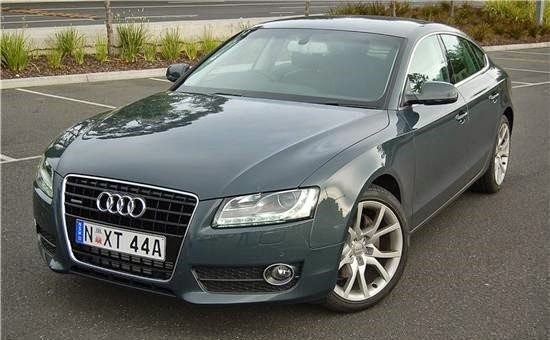 New Audi A5 Sportback 3.0TDI Quattro Review 2014
