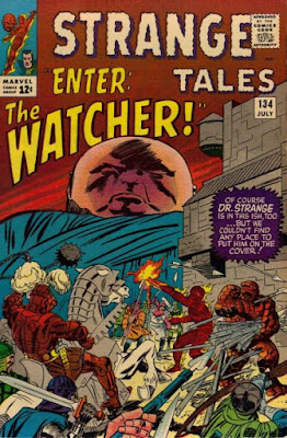 Strange Tales #134, the Watcher