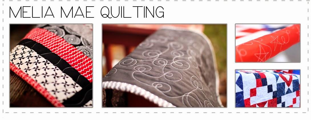 Melia Mae Quilting