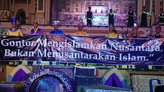 Gontor Mengislamkan Nusantara; Gontor Wahabi?