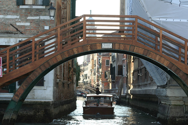 Venice - streets - canals