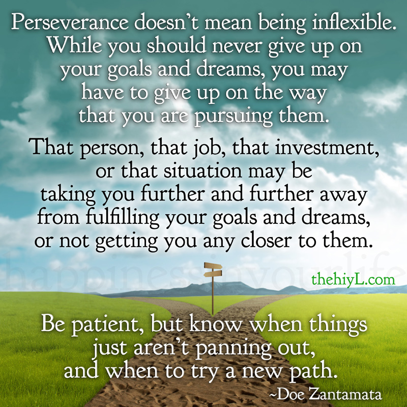 The hiylife www thehiyl com perseverance and goals