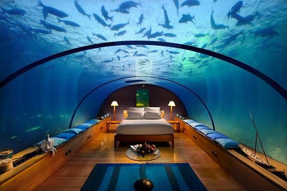 underwater hotel dubai 05 هل تخيلت أن تعيش تحت الماء ؟ فندق أتلانتس دبي