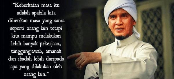 Kuliah Dhuha Syeikh Nuruddin
