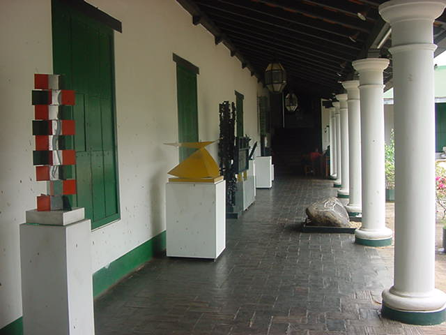 Museo De Ciudad Bol Var Casa Del Correo Del Orinoco El