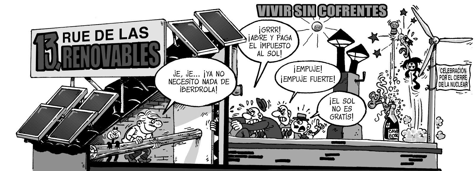 13 RUE DE LAS RENOVABLES: primera entrega !!!