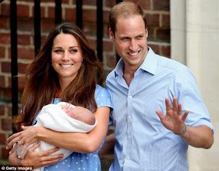 Prince George Nickname