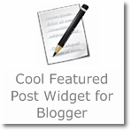 Featured Post Widget for Blogger (CSS3, Thumbnails)