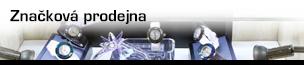 Značková prodejna hodinek a šperků PRIM