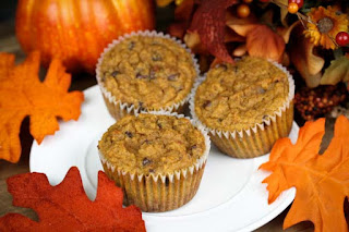 coconut-flour-pumpkin-muffins