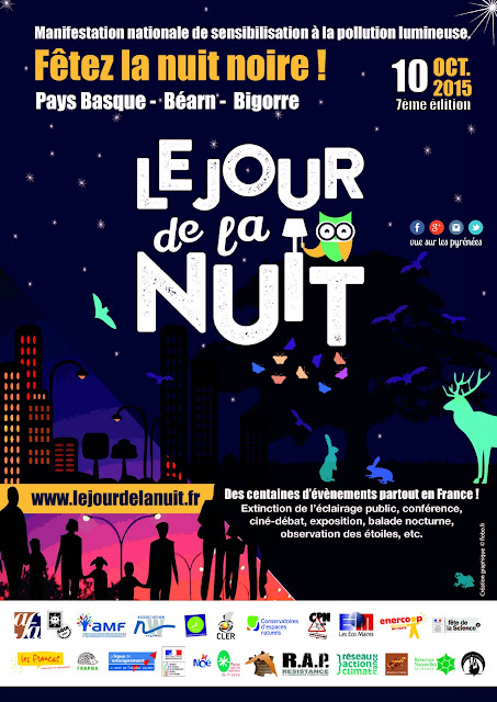 Le Jour de la Nuit Pays Basque Béarn Bigorre 2015
