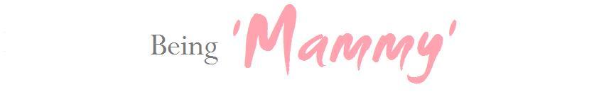 Being 'Mammy'