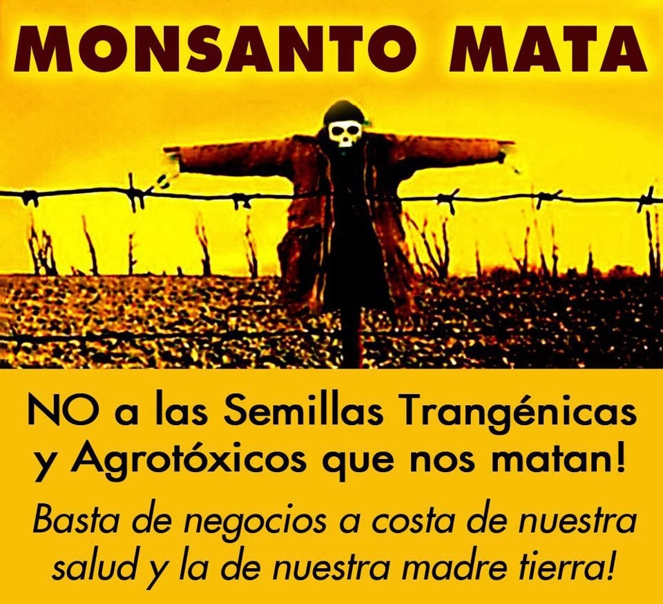 Monsanto GO HOME