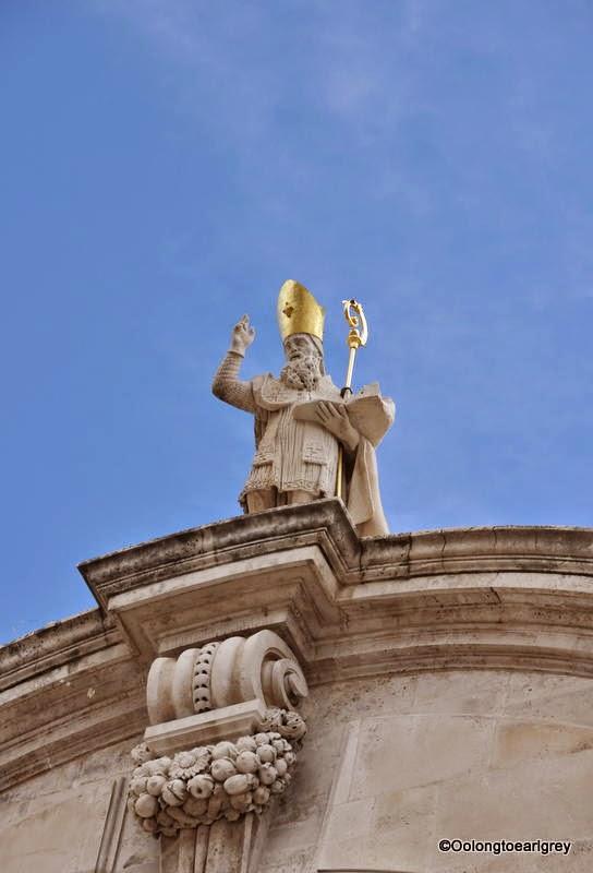 Saint Blaise, Patron Saint of Dubrovnik