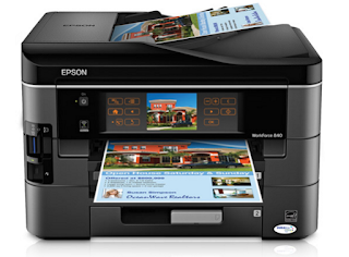Epson WorkForce 840 Driver Download For Windows 10 And Mac OS X