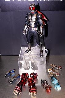 SIC Kamen Rider Super One