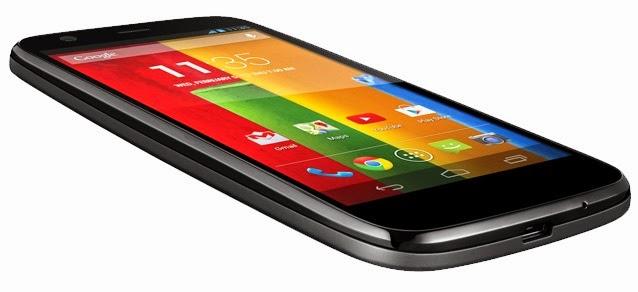 Motorola Moto G - Beritagadgets.com