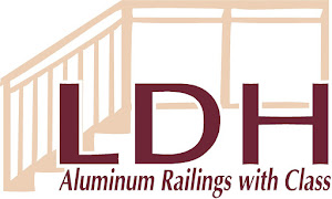 LDH Aluminum Railings