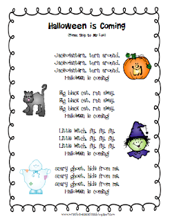 halloween preschool songs mrs albanese s kindergarten class is coming 708
