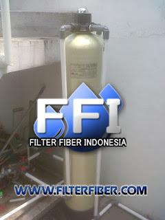 Pemasangan Filter Air FRP 10 di Matraman Jakarta
