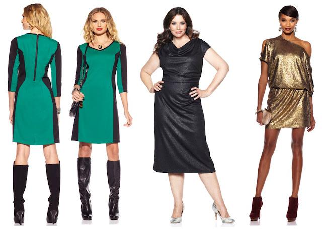 Coleção de moda plus size assinadas por Queen Latifah