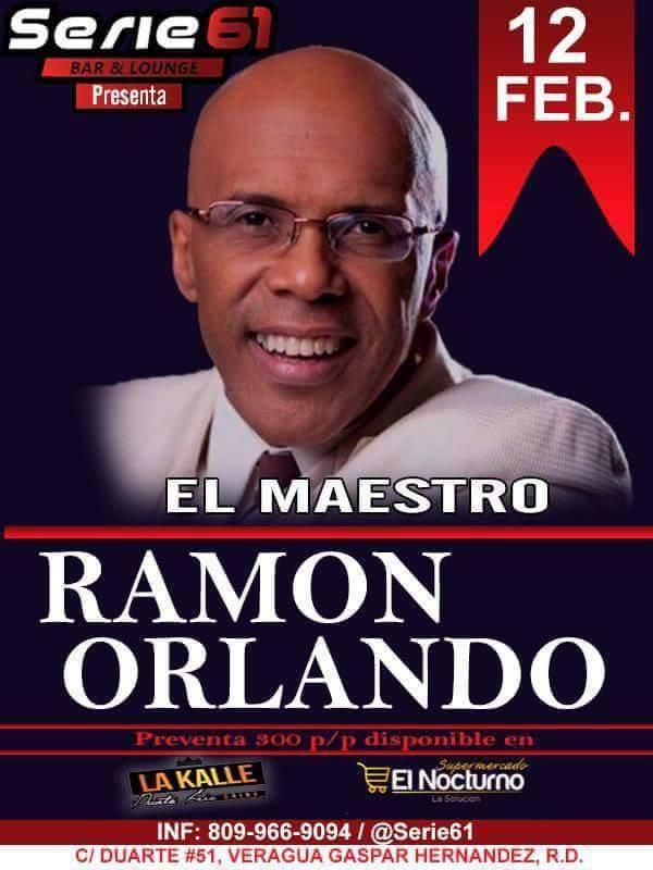 Ramon Orlando