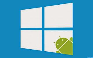 معلومات جديدة عن تطبيقات أندرويد في ويندوز 10
