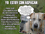 ASPACAN AYUDA A NUESTROS