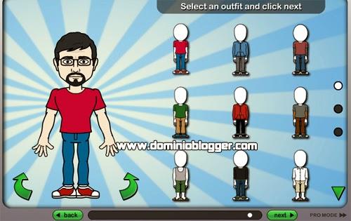 Crea personajes para comics online y gratis con Bitstrips