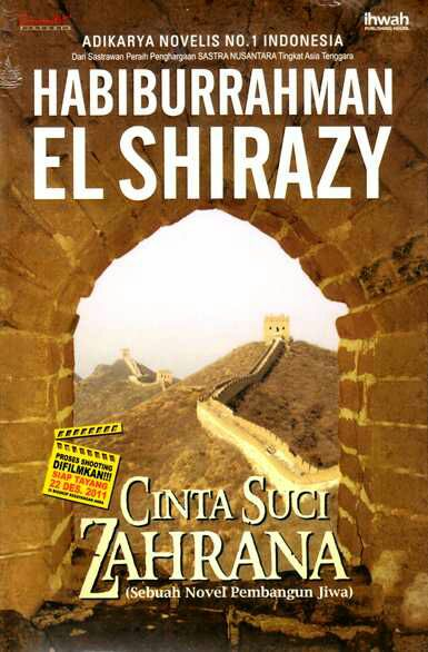 Sampul Buku Cinta Suci Zahrana - Habiburrahman El-Shirazy.pdf