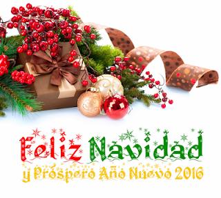 IMÁGENES DE FELIZ NAVIDAD 2015 Y PROSPERO AÑO NUEVO 2016