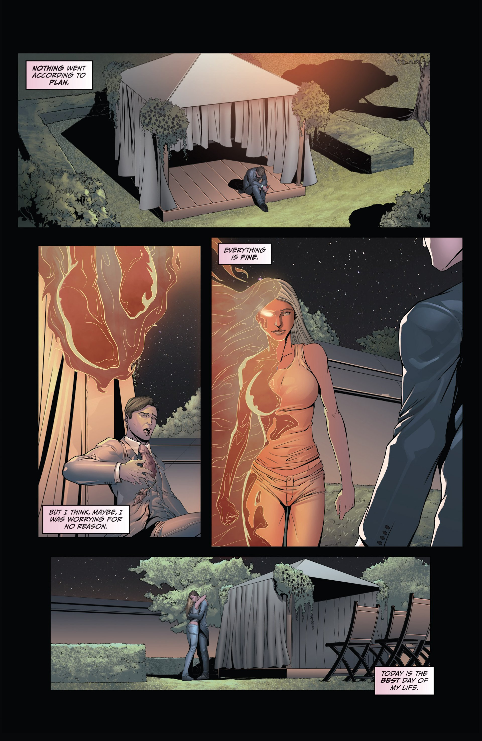 Grimm Fairy Tales (2005) Issue #87 #90 - English 23