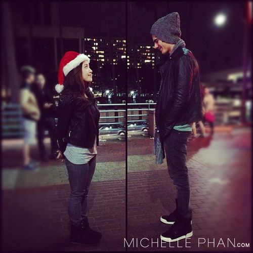 michelle phan and dominique capraro relationship memes