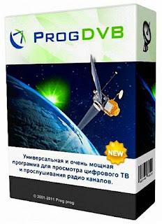 ProgDVB 6.85.4 - Phần mềm xem TV kỹ thuật số