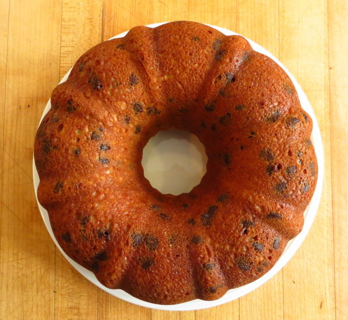 Dying for Chocolate: Orange Chocolate Bundt Cake: Carleen M. Loper ...