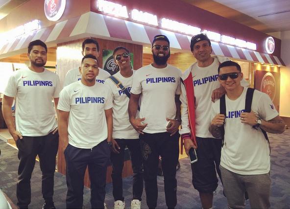 Gilas Pilipinas silver Jones Cup 2015