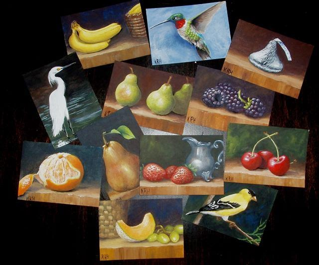 KITCHEN ART MAGNETS