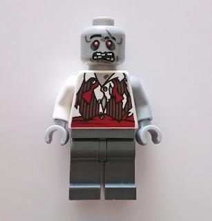 lego zombie minifigure