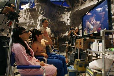 Behind the scene Pembuatan Film Porno